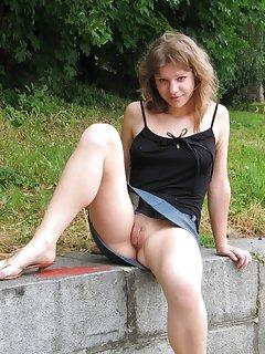 Public Girlfriend Porn